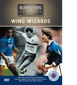 Rangers Wing Wizards (DVD)