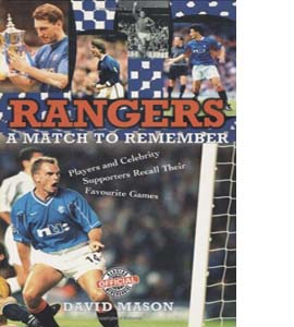 Rangers: A Match to Remember (HB)