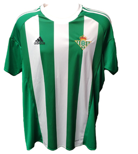 Real Betis 2017/18 Home Shirt