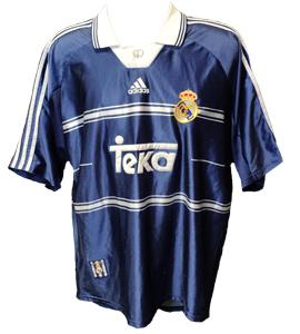Real Madrid 1998/99 Away Shirt
