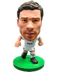 Real Madrid Soccer Starz Xabi Alonso