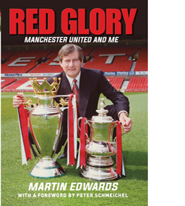 Red Glory: Manchester United and Me (HB)