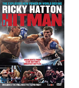 Ricky Hatton: Hitman (DVD)