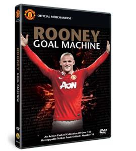 Rooney: Goal Machine (DVD)