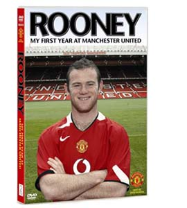 Rooney - My First Year At Manchester (DVD)