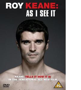 Roy Keane : As I See It (DVD)