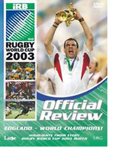 Rugby World Cup - Official Review 2003 (DVD)