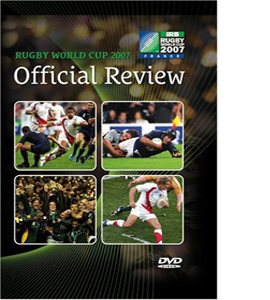 Rugby World Cup 2007 - Official Review (DVD)