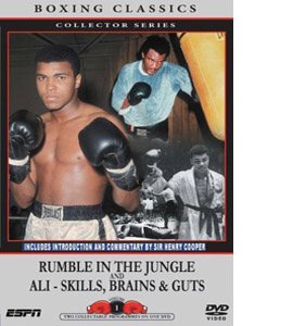 Rumble In The Jungle/Ali - Skill, Brains And Guts (DVD)