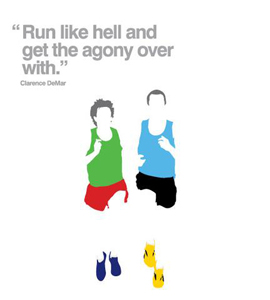 Running (Greetings Card)