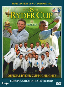 Ryder Cup 2004: The 35th Ryder Cup (DVD)