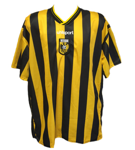 SBV Vitesse 2003-04 Home Shirt