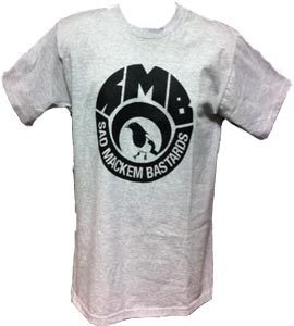 SMB Newcastle United - Grey (T-Shirt)