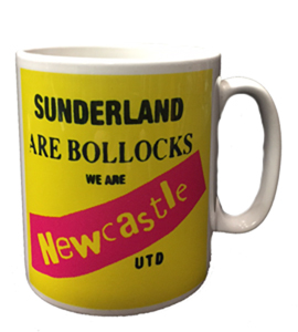 S*nderland Are Bollocks (Mug)