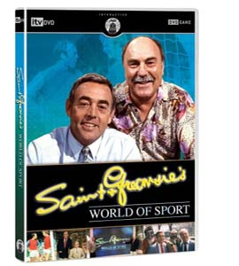 Saint & Greavsie's Interactive Football Quiz (Interactive)(DVD)