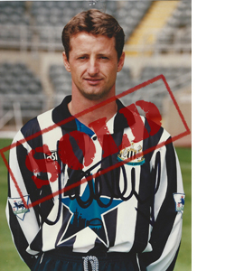 Scott Sellars Newcastle Photo (Signed)