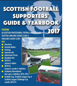 Scottish Football Supporters' Guide & Yearbook