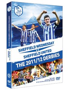 Sheffield wednesday V Sheffield United - Derby Games 2012 (DVD)