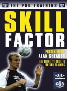 The Pro Training Skill Factor Football Training (DVD)