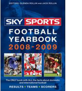 Sky Sports Football Yearbook 2008-09