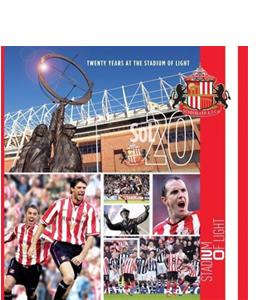 SoL 20- Twenty Years at the Stadium of Light (HB)