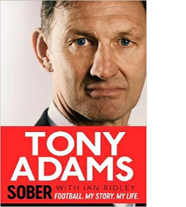 Sober Football My Story My Life (HB)(Signed Copy)