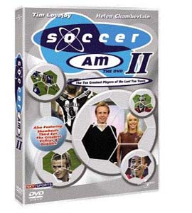 Soccer Am 2 - The Ten Greatest Players of the Last Ten Years (DV