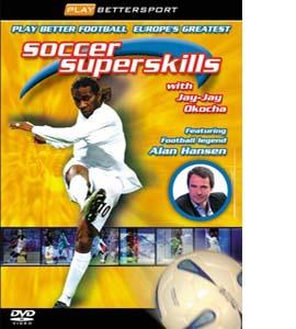 Soccer Superskills With Jay Jay Okocha (DVD)