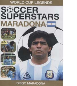 Soccer Superstars: World Cup Heroes - Diego Maradona (DVD)