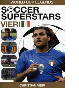 Soccer Superstars: World Cup Heroes - Christian Vieri (DVD)