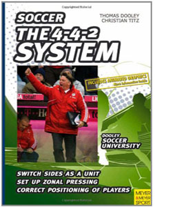 Soccer: 4-4-2 System