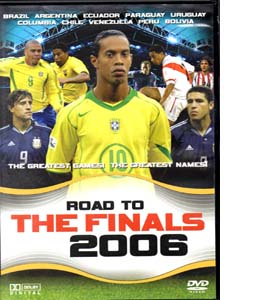 South America - Road to the 2006 World Cup Finals (DVD)