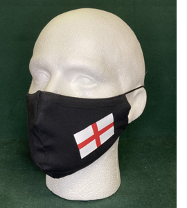 England St George Cross Flag (Face Mask)