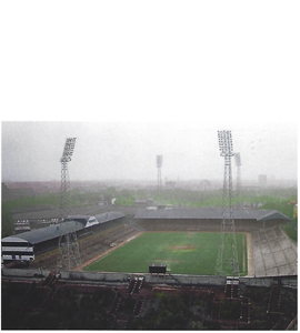 St James Park Circa 1970 Newcastle United (Postcard)
