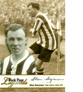 Stan Seymour Newcastle United Legends (Postcard)