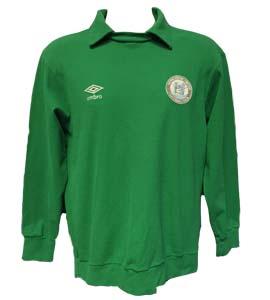 Steve Hardwick Newcastle United Goalkeepers Shirt (Match Worn)