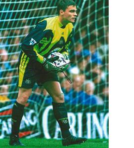 Steve Harper Newcastle Photo (Signed)