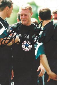 Steve Watson Newcastle Photo (Signed)