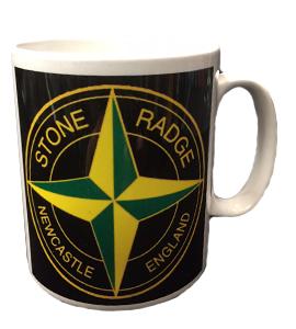 Stone Radge Newcastle England (Mug)