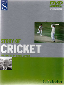 Story of Cricket Special Edition - Presented by David Gower (DVD