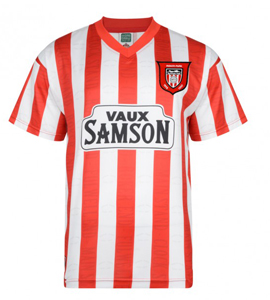 Sunderland 1997 Official Retro Home Shirt