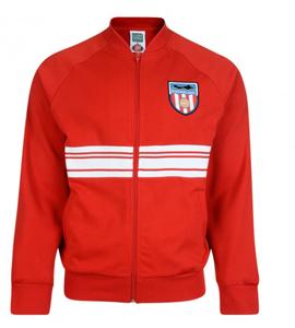 Sunderland AFC 1982 Official Retro Track Jacket