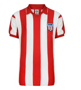 Sunderland AFC 1978 Official Retro Home Shirt