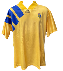 Sweden 1992/94 Home Shirt