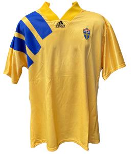 Sweden 1992/94 Home Shirt