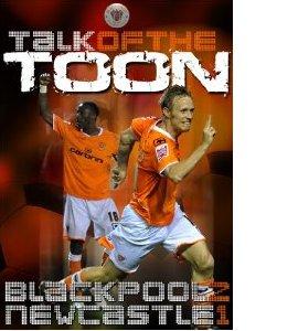 Talk of the Toon - Blackpool 2 Newcastle United 1 (DVD)