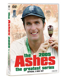 The Ashes 2005: The Greatest Series (DVD)