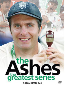 The Ashes 3 Disc Box Set - England V Australia 2005 (DVD)