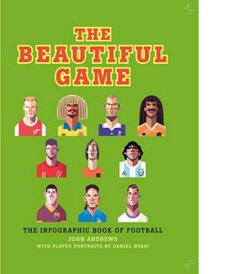 The Beautiful Game: The Infographic Book of Football (HB)