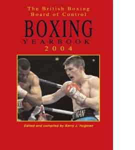 The British Boxing Board of Control Yearbook 2004